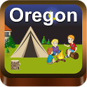 Oregon Campgrounds icon