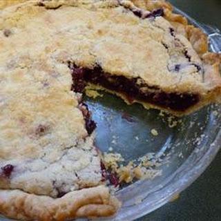 Saskatoon Pie Recipe