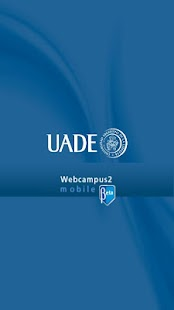UADE Webcampus - screenshot thumbnail