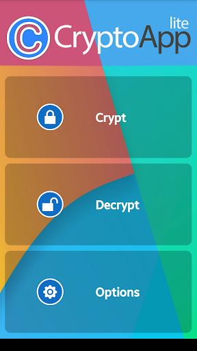CryptoApp Lite