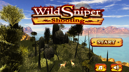 Wild Sniper Shooting