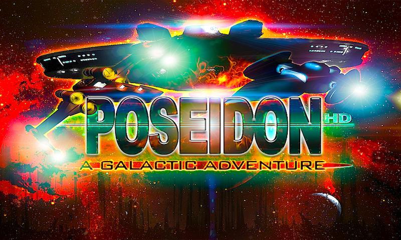 A POSEIDON Space Wars Racing - screenshot