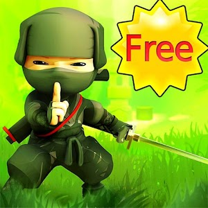 Tree Run Ninja Run for PC and MAC