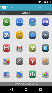 Domo - Icon Pack - screenshot thumbnail
