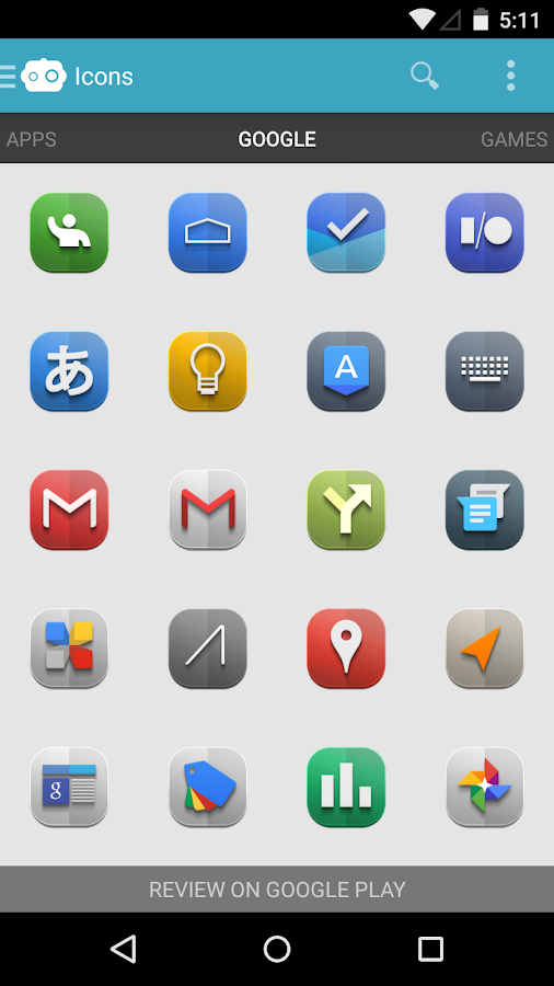 Domo - Icon Pack - screenshot