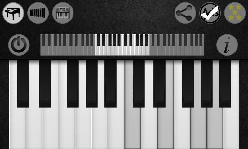 Piano Ad-Free- screenshot