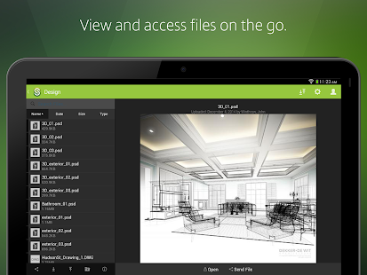 Citrix ShareFile Mobile- screenshot thumbnail
