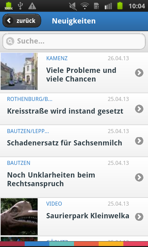 Oberlausitz- screenshot