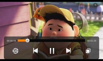 Screenshot of KX Player