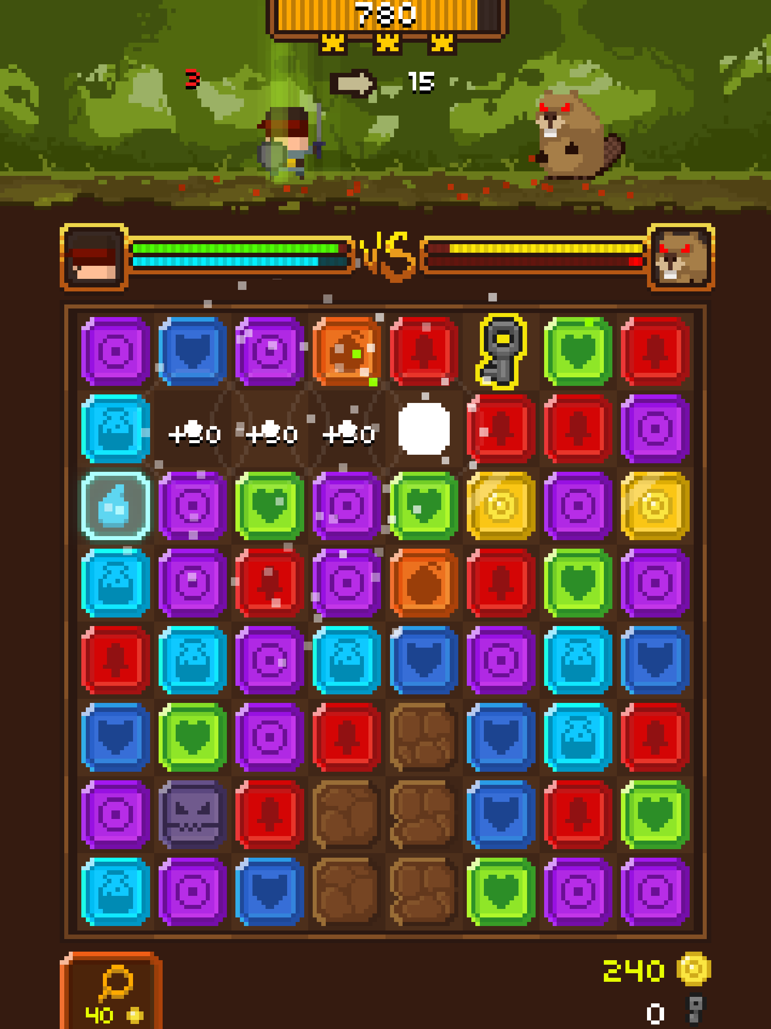 Horde of Heroes screenshot #11