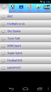 UK Premier League 2015 - screenshot thumbnail