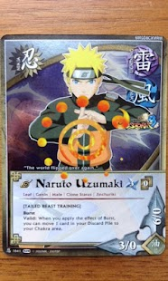 NARUTO CARD SCANNER- screenshot thumbnail