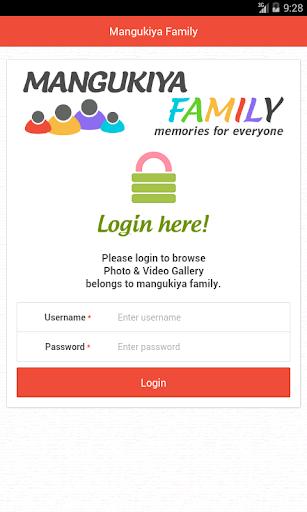 Mangukiya Family