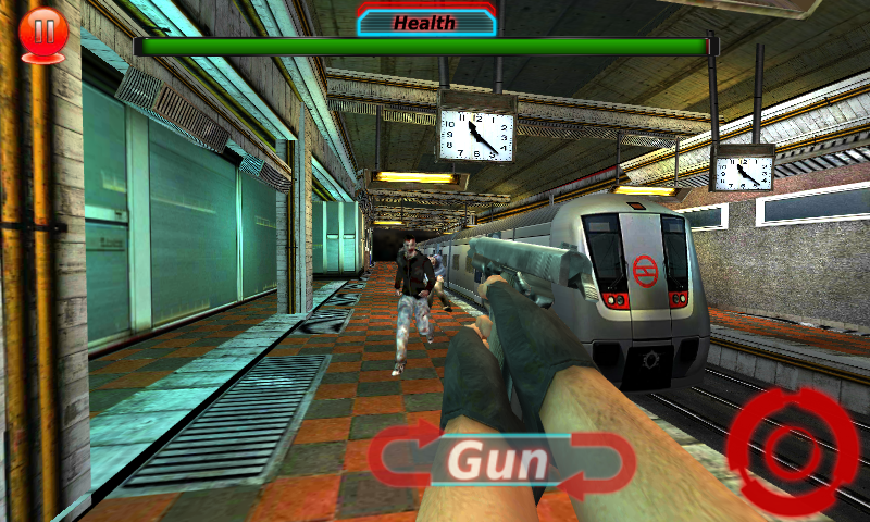 Zombie Shooter 3D - screenshot
