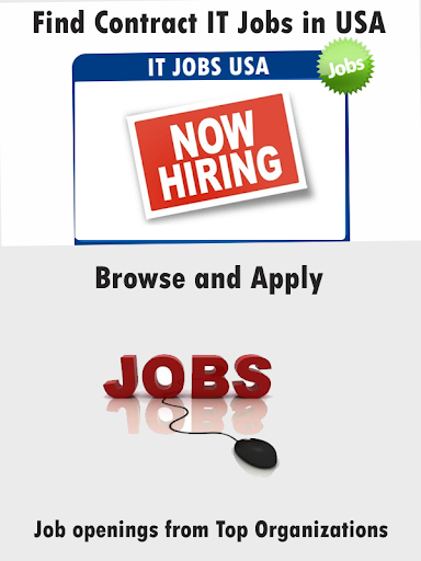 USA IT Jobs Apply and Share