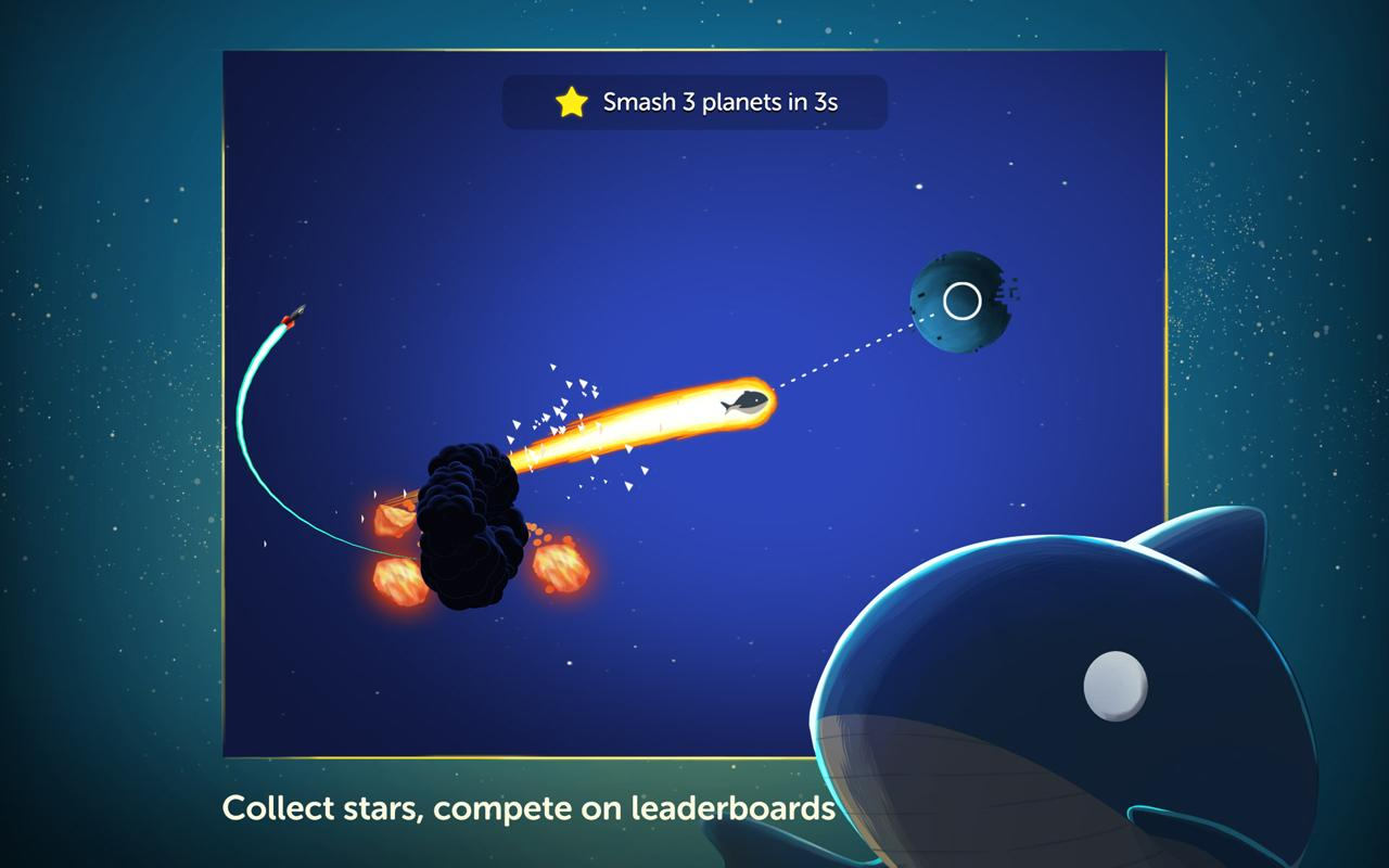 Astro Shark HD - screenshot
