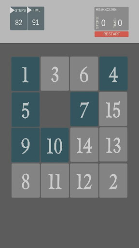 Fifteen Puzzle Pro