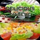 Delicious  Diabetic Recipes icon