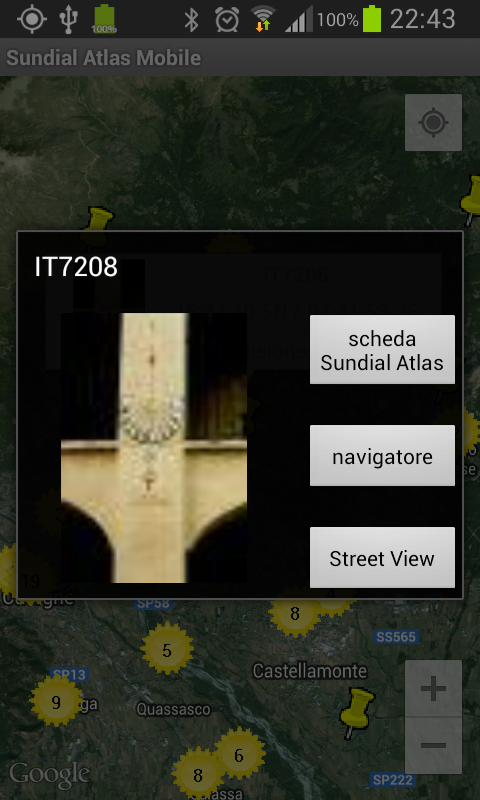 Sundial Atlas Mobile- screenshot
