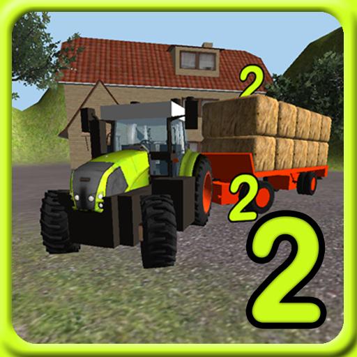 模擬App|トラクターシミュレータ3D:ヘイ 2 LOGO-3C達人阿輝的APP