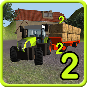 Tractor Simulator 3D: Hay 2 for PC and MAC