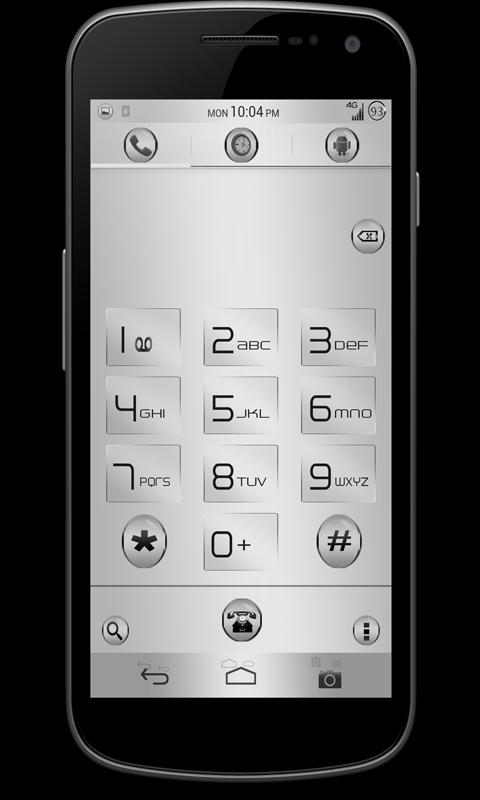 CM10 JB Theme NEUTRALYZD FREE - screenshot