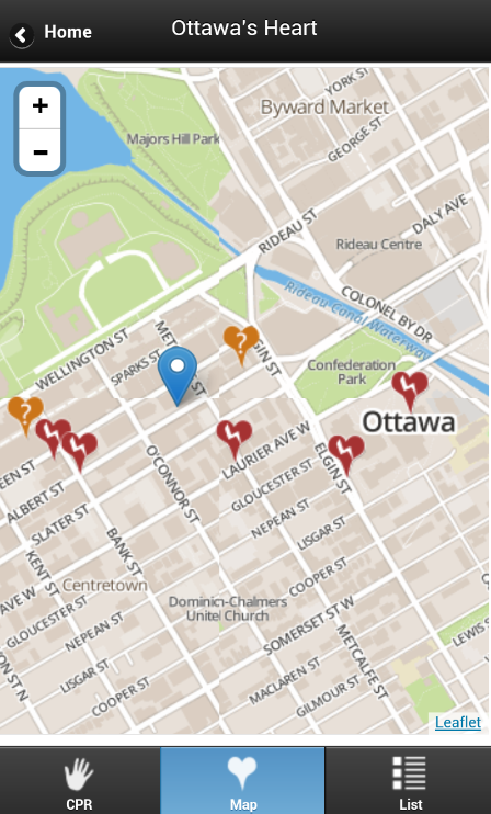 Ottawa's Heart- screenshot