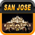 San Jose Offline Travel Guide icon