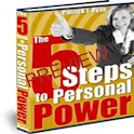 The 5 Steps to Personal Power logo