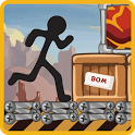 Stickman Run icon