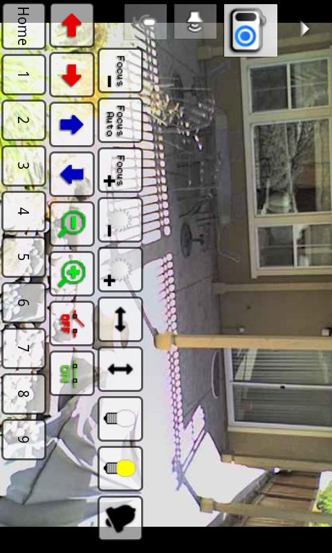Net Eye Camera - screenshot