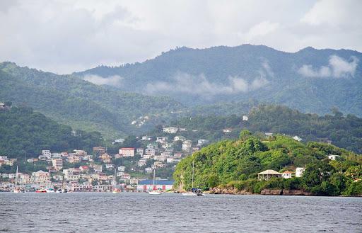 harbor-victoria-grenada - Victoria Harbour in Grenada.