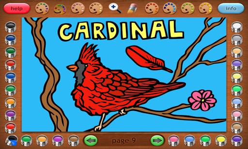 【免費教育App】Coloring Book 27 Lite: Animals-APP點子