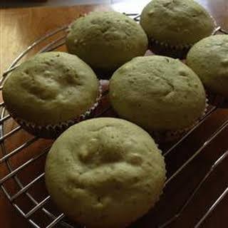 Green Tea Muffins.