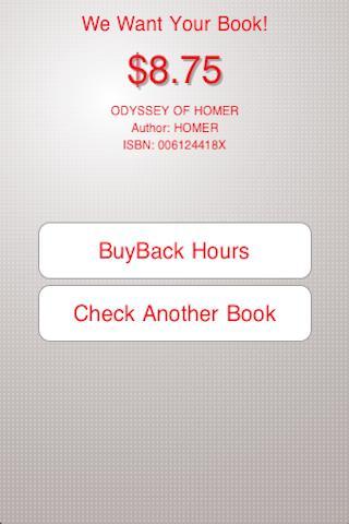 Sell Book Brock- screenshot