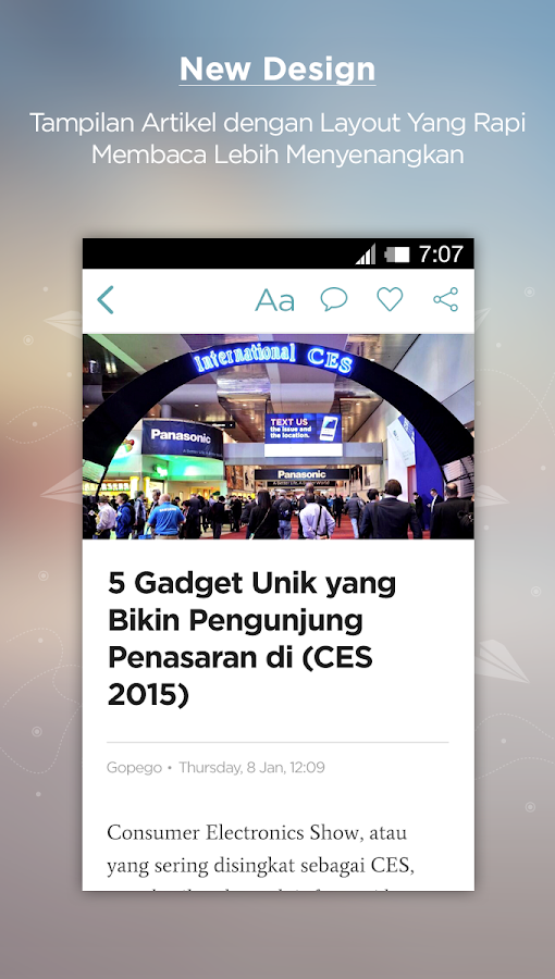 SCOOP News: Berita Indonesia - screenshot