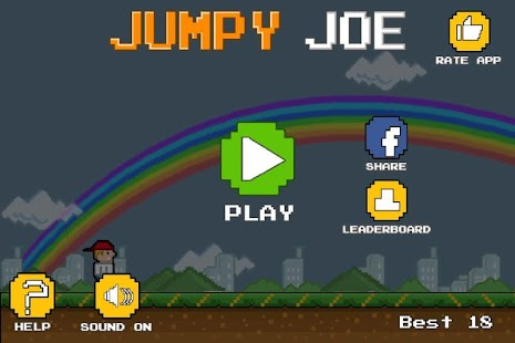 Jumping Jack - The Bird (Better then Flappy) on the App Store