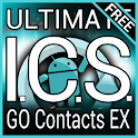 Cyanogen ICS GO Contacts logo