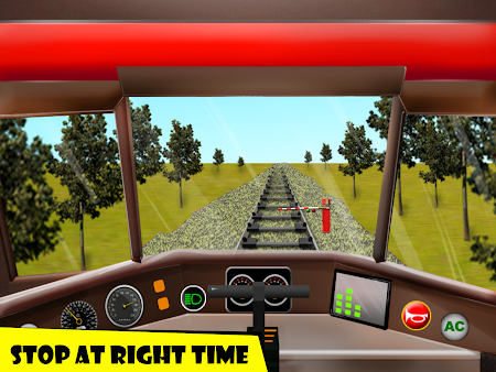 Train Driving Simulator Pro 2D 1.6 screenshot 124133
