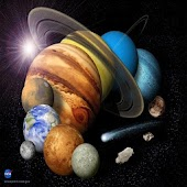 Planets 3D - Solar System HD