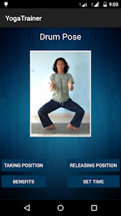 Yoga Trainer Free- screenshot thumbnail