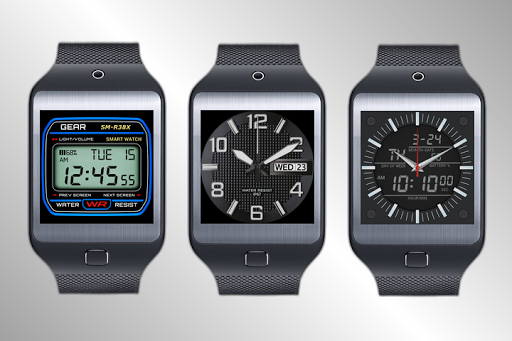 Clocki Watch Faces for Gear 2