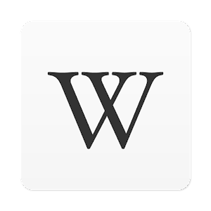 Wikipedia app for android