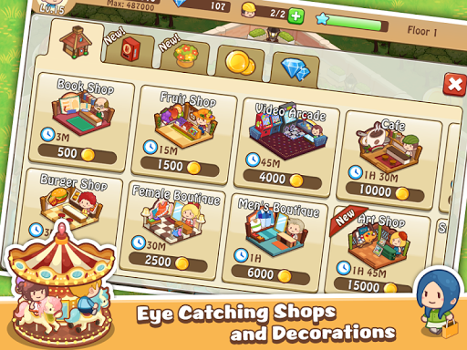 Happy Mall Story: Sim Game for PC