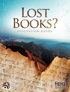 Lost Books Discussion Guide