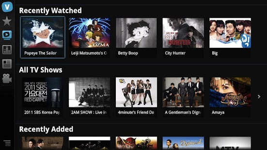 Viki for Google TV - screenshot thumbnail