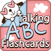 Kids Talking ABC Flashcards
