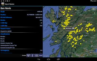Screenshot of British Hills