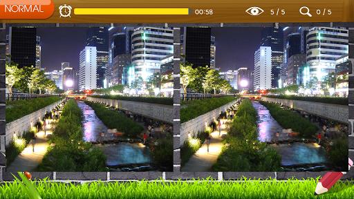 【免費解謎App】尋找差異 - 首爾-APP點子