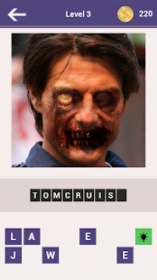 Celebrity Quiz: Zombie Edition - screenshot thumbnail